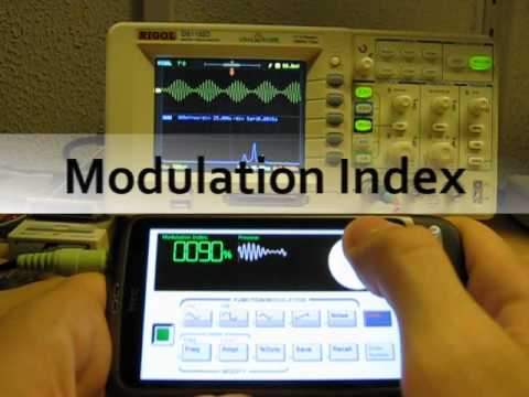 Video of Waveform Generator