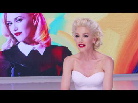 The Voice: Season 9: Gwen Stefani Behind the Scenes TV Interview