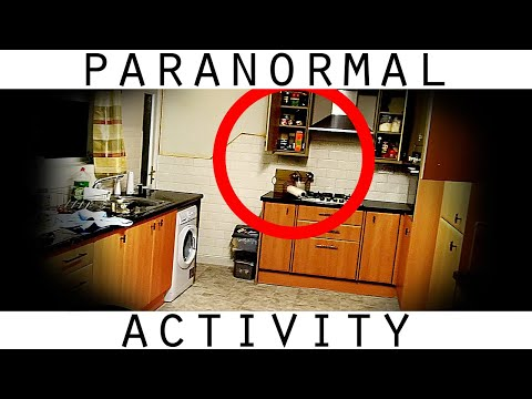 Insane Paranormal Activity Caught on Tape. Violent Ghost Video.