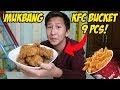 Download Lagu MUKBANG KFC BUCKET 9 AYAM! KENYANG PARAH! | #SipitFood Mp3 Free