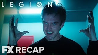 VIDEO: LEGION – Season 1 Recap: What's Really Real?