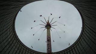 Kalkar Germany  city photos gallery : Vertical Swing Off-Onride Kernie's Wunderland Kalkar, Germany