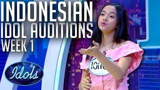 Top Auditions on Indonesian Idol 2019 | WEEK 1 | Idols Global