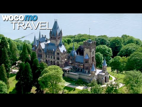 Legends of a river: The German soul of the Rhine | The Rhine from above - Episode 3/5