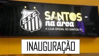 Na última sexta-feira (29), foi inaugurado um novo ponto de encontro da torcida santástica: a Santos na Área, a primeira loja...