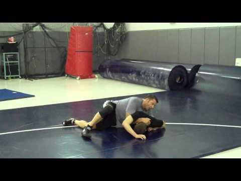 Half Nelson Wrestling Move