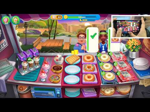 Crazy Chef Level 31-1game Play Review/Free Game For Android