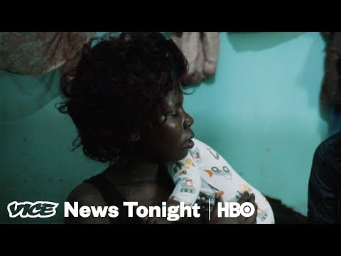 Ugandan Sex Workers Are Working Without Condoms Because Of Trump Administration Policy (HBO)