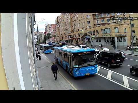 ДТП с пешеходом в Москве на улице Таганской