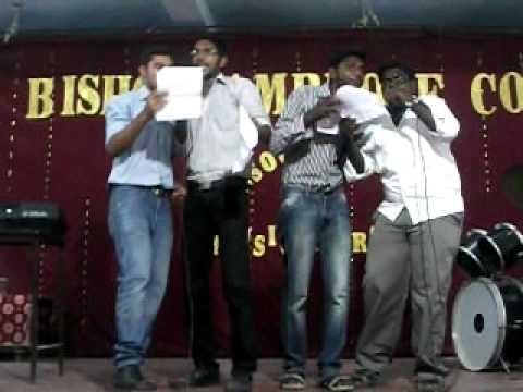 Rocking Performance By Bishop Ambrose College Guys 2009-2012
