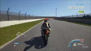 9. RIDE - 2014 KTM 1190 RC8 R Track Gameplay (PC HD) [1080p]