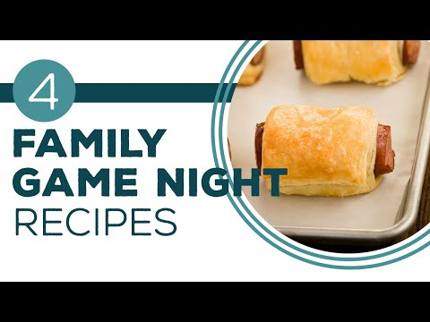 Game Night - Paula Deen's Home Cooking - Full Episode