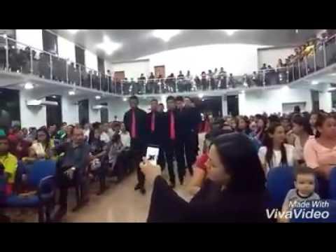 Paulo e silas. grupo geração eleita. Floresta do araguaia-para
