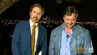 Video Ryan Gosling Crashes Russell Crowe's AACTA Speech MP3, 3GP, MP4, WEBM, AVI, FLV April 2018