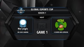 4Clovers vs NLG, game 1