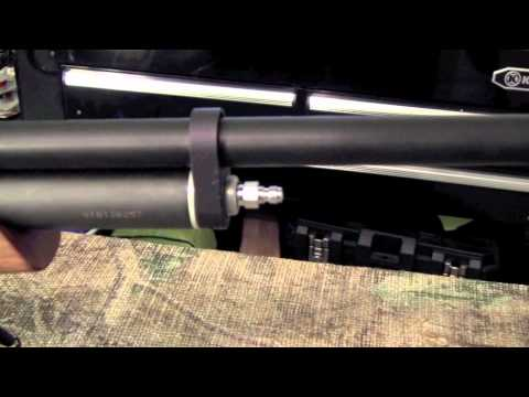 .25 cal airgun - http://www.pyramydair.com/p/Benjamin-Marauder-air-rifle.shtml?utm_source=yt-re&utm_medium=v&utm_campaign=re-Benj-Marauder The Benjamin Marauder in .25 cal is...