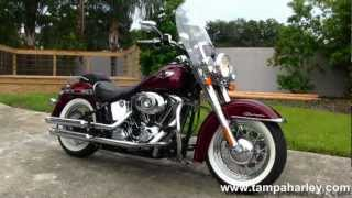6. Used Harley Davidson Softail Deluxe for sale - Call Price Review