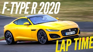 New Jaguar F-Type R : faster than the BMW M8 Competition ? by Motorsport Magazine