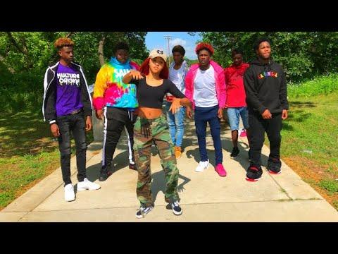 "BHAD BHABIE feat. Lil Yachty - ""Gucci Flip Flops"" @MattSwag1_"
