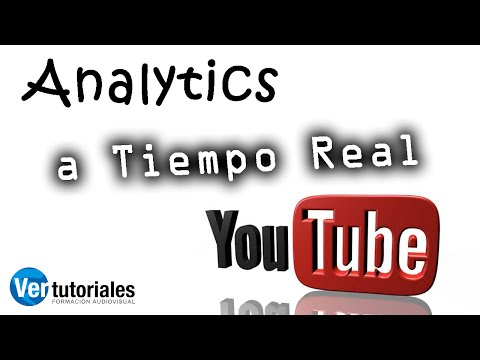 Youtube Analytics a tiempo real
