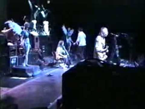 WATCH: Nirvana's Final Show