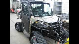 10. New Polaris Ranger 900 EFI Browning Limited Edition XUT