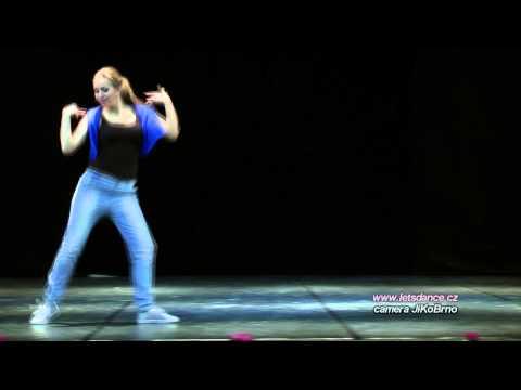 Let's Dance Prague Oriental Competition 2014 - Pavlína Skalská - Mahragan shaabi (видео)