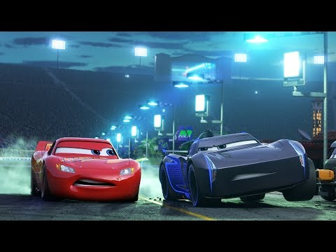 CARS 3 All Trailers & Movie Clips