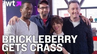 Getting Dirty With The Cast Of Brickleberry | LIVE