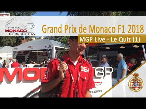 MGP Live Le Quiz - Part. 1