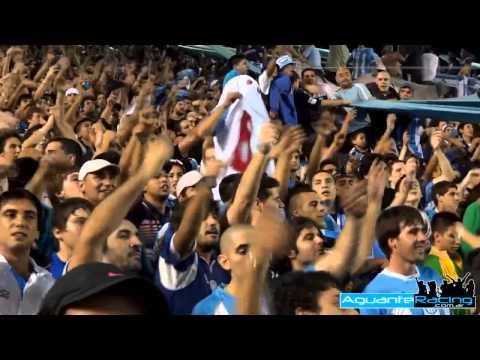 Video - Muchachos, traigan vino juega La Acade. Racing club - La Guardia Imperial - Racing Club - Argentina