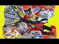 NEW Power Rangers Dino Charge Dino Spike Battle Sword Review!