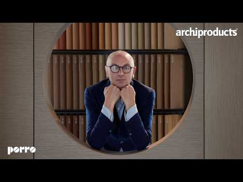 Porro - Archiproducts Videointerview - Piero Lissoni