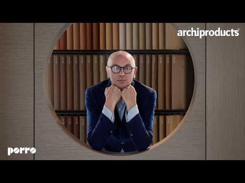 Porro - Videointervista Archiproducts - Piero Lissoni