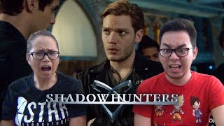 Shadowhunters Season 2 Episode 13 2x13 S2Ep13 Reaction Those of Demon Blood Jace and Maia Hook Up Alec vs Magnus Downworld Revolution Review. Mortal Instruments by Cassandra Clare and FreeformPlease SHARE and SUBSCRIBE for more! Follow the Ray & Danii TWITTER Page https://twitter.com/RaynDaniiTVAnd on FACEBOOKhttps://facebook.com/RaynDaniiTV~FOLLOW THE FAM~RayInstagram: http://instagram.com/RayKenseiTwitter: http://twitter.com/RayKenseiDaniiInstagram: http://instagram.com/DaniiHerondaleTwitter: http://twitter.com/DaniiHerondalePREVIOUS VIDEOS:Shadowhunters Season 2 Episode 13 Reactionhttps://youtu.be/TeaSm4NUf1wGame Of Thrones Season 7 Winter Is Here Official Trailer 2 Reactionhttps://youtu.be/ohCFljUVx6MDragon Ball Super English Dub Episode 22 Reactionhttps://youtu.be/5oc1j5HOqq4Attack on Titan Season 2 Episode 12 Reactionhttps://youtu.be/M6V228AbTMMShadowhunters 2x12 You Are Not Your Own Reactionhttps://youtu.be/RXRBRax_d3cOlaf's Frozen Adventure Official US Trailer Reaction https://youtu.be/TnPYrkPf4-8Dragon Ball FighterZ Full Match Gameplay Reactionhttps://youtu.be/0dzYGMKcUSoSpiderman PS4 E3 2017 Gameplay Reactionhttps://youtu.be/PgVgyq4lEDwGod Of War PS4 Gameplay Trailer Reactionhttps://youtu.be/6nYe_suzgNkDragon Ball Super English Dub Episode 21 Reactionhttps://youtu.be/iBm_LYUSuCA-------------------------------------------------------------------No Copyright Infringement IntendedShadowhunters is a show on Freeform based on The Mortal Instruments book series written by Cassandra Clare. Video footage of Shadowhunters belongs to Freeform. All credit and rights for Shadowhunters goes to the rightful owner(s).The members of NerdInsider are not affiliated with this company--------------------------------------------------------------------