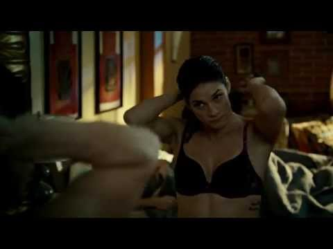Missy Peregrym- hot and wet