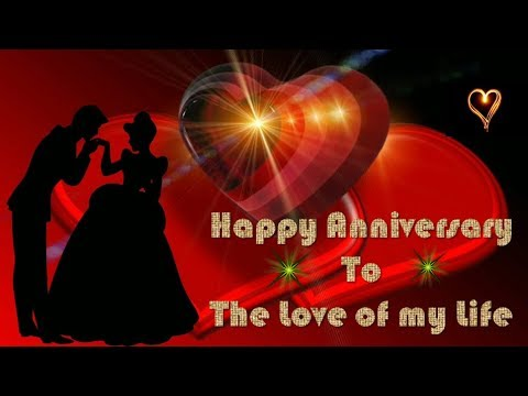 Video Happy 💝 Love 💕 Anniversary 💖 My Sweetheart ❤ ( Happy Anniversary Video ) - Anniversary Status download in MP3, 3GP, MP4, WEBM, AVI, FLV January 2017
