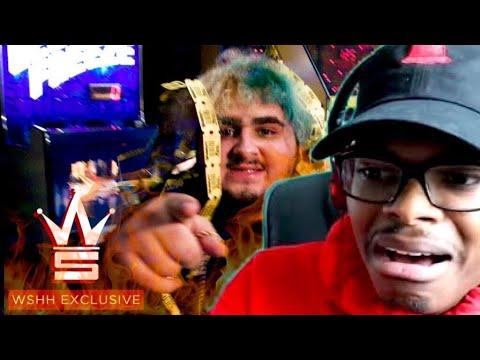 IM ON WSHH! | Sad Frosty Ft B. Lou - Loner (Music Video)) | Reaction
