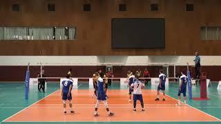 Qatar Sport Club vs. Police , Black-Yellow shirt No.9