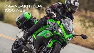 6. 2017 Kawasaki Ninja 1000 ABS Review