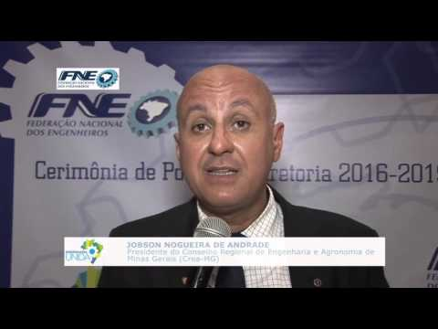 Jobson Nogueira de Andrade – Crea-MG