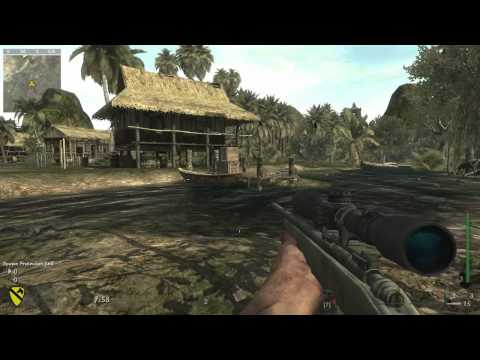 Call of Duty World at War Vietnam Mod v1.3