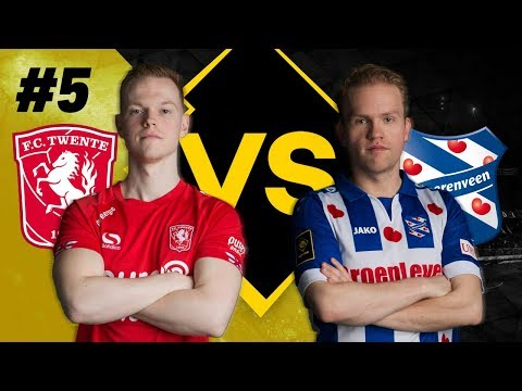 eDivisie | FC Twente - SC Heerenveen