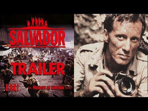 SALVADOR (Masters of Cinema) New & Exclusive Trailer