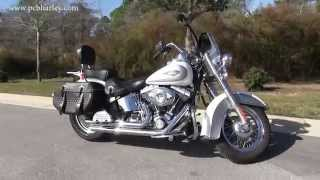 8. Used 2009 Harley Davidson FLSTC Heritage Classic