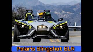 9. 2018 Polaris Slingshot SLR Review