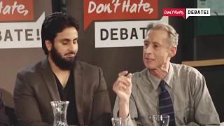 Video Pembenci Islam Cuba Membuli, Dibalas Cemerlang Speaker Muslim MP3, 3GP, MP4, WEBM, AVI, FLV Desember 2018