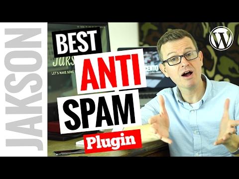 The Best WordPress Anti Spam Plugin - Stop Comment Spam in WordPress