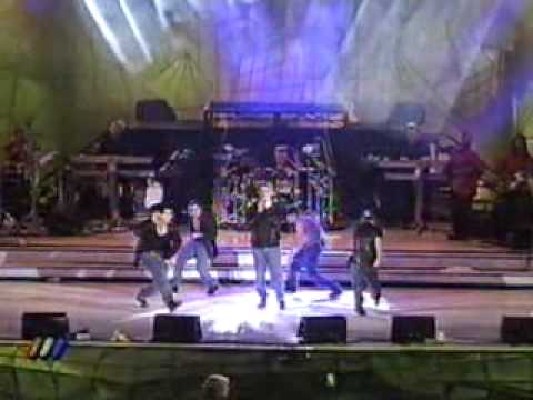 Backstreet Boys - Viña 98 - Everybody
