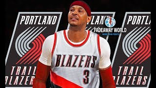 Portland Trail Blazers Want To Trade for Carmelo Anthony  NBA Trade Rumors 2017